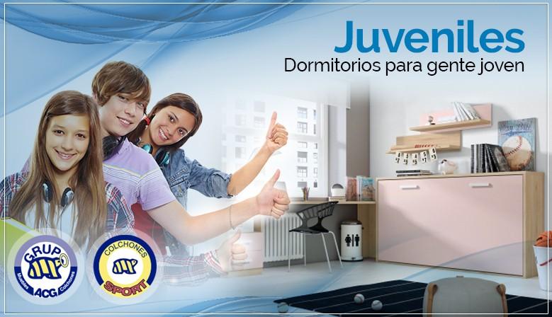 Juveniles - Dormitorios para gente joven