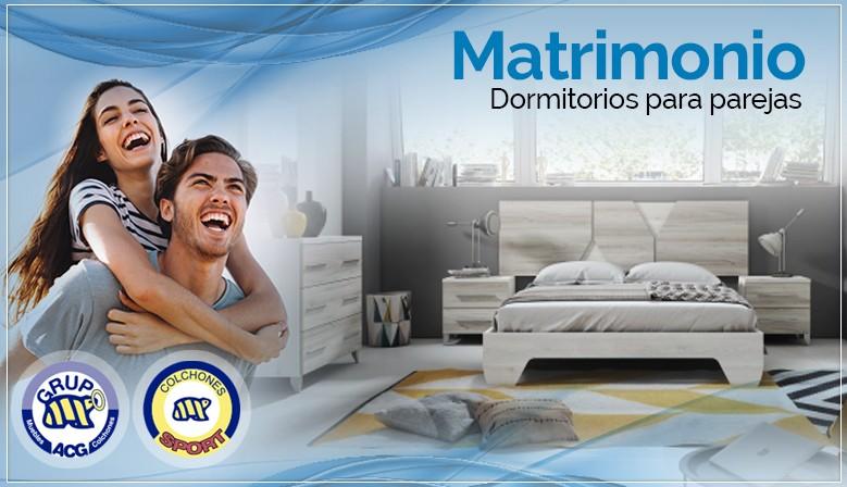 Matrimonios - Dormitorios para parejas