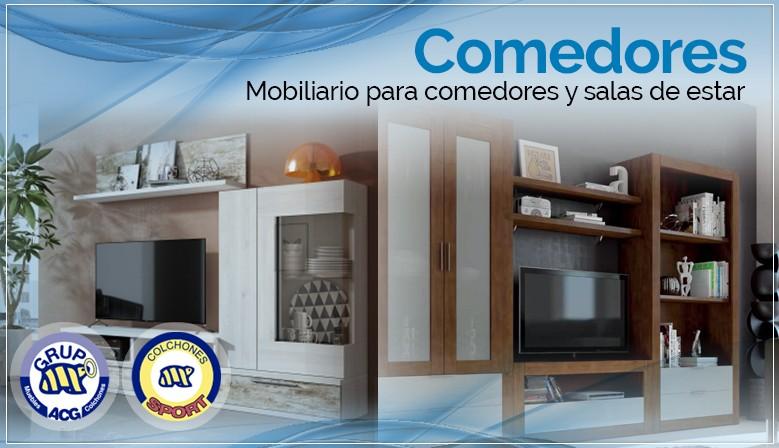 Comedores - Muebles para comedores y salas de estar