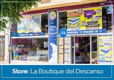 Our Store: La Boutique del Descanso (Albacete)
