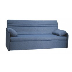 Sofa bed 3 seats  Ibi upholstered arm