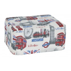 Puff Cama LONDON (DESENFUNDABLE)