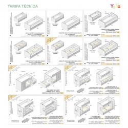 Tarifa técnica 3