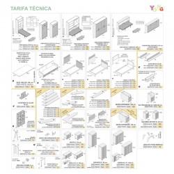 Tarifa técnica 4