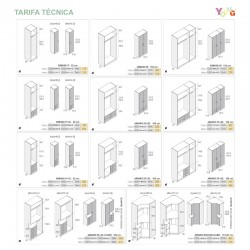 Tarifa técnica 1