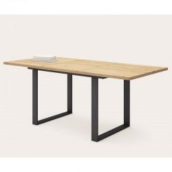 Mesa rectangular 140x90 (ext. a 200) / 120x90 (ext. a 180)