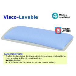 Almohada Visco-Lavable