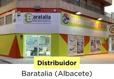 Distribuidor: Baratalia (Albacete)