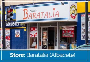 Our Store: Baratalia (Albacete)