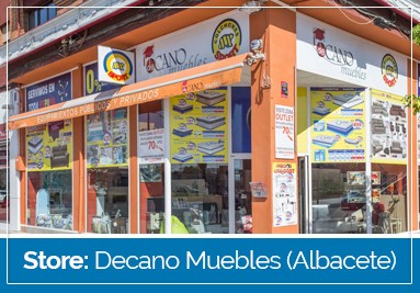 Our Store: Decano Muebles (Albacete)